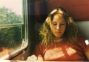This was taken somewhere in Italy.  We spent a lot of time on the train.
